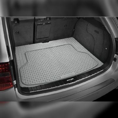 Коврик багажника, цвет серый