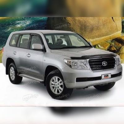 Дефлектор капота Toyota Land Cruiser 200 2007-2015 (EGR)