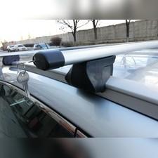 """Багажник на интегрированные рейлинги, модель """"Integra Аэро с замком"""""""