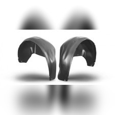 Подкрылки задние