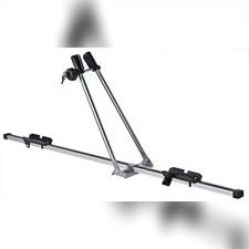 Багажник для перевозки велосипеда (алюминиевый)