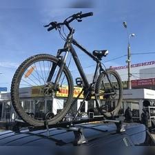 Крепление для перевозки велосипеда (черный)