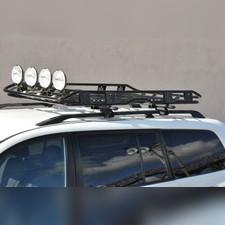Грузовая корзина универсальная на рэйлинги (160смX100смX13см)