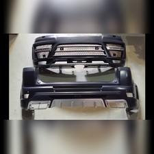 Обвес аэродинамический LUMMA Range Rover Sport