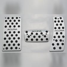 Накладки на педали с логотипом