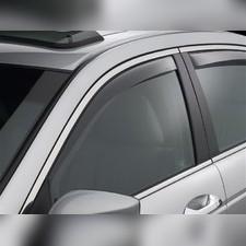 Дефлекторы боковых окон (передние дымчатые)