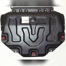 Защита картера двигателя и кпп Mazda CX-5 2011 - нв (сталь 2 мм)