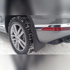 Брызговики Volkswagen Touareg 2010 - 2018 (задние)