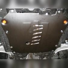 Защита картера двигателя и кпп Chevrolet Orlando 2010-нв (сталь 2 мм)
