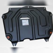 Защита картера двигателя и кпп Ravon R2 2016 - нв (сталь 2 мм)
