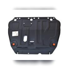 Защита картера двигателя Ford C-Max 2003 - 2010 (сталь 2 мм)