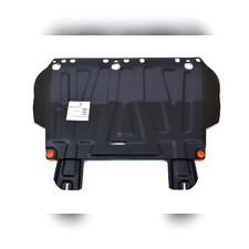 Защита картера двигателя Ford C-Max 2011 - нв (сталь 2 мм)