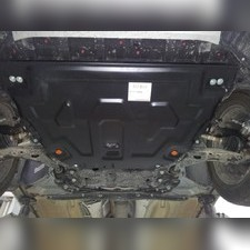 Защита картера двигателя Ford Kuga 2012 - нв (Сталь 2 мм)