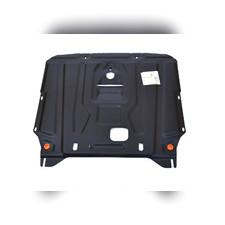 Защита картера двигателя и кпп Hyundai i30 2015 - нв (сталь 2 мм)