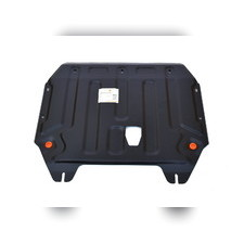 Защита картера двигателя и кпп Kia Venga 2015 - нв (сталь 2 мм)
