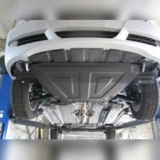 Защита картера двигателя и кпп