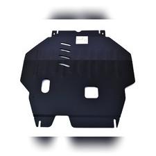 Защита картера двигателя и кпп Mitsubishi Outlander 2012 - 2015 (сталь 2 мм)
