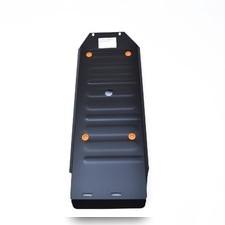 Защита топливного бака Mitsubishi L200 2015-2019 (сталь 2 мм)