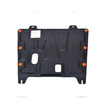 Защита картера двигателя и кпп Nissan Qashqai 2006 - 2014 (сталь 2 мм)