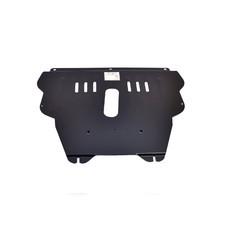 Защита картера двигателя и кпп Peugeot Partner Tepee 2008 - нв (сталь 2 мм)