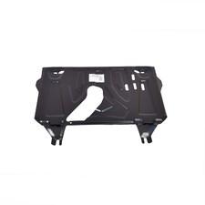 Защита картера двигателя и кпп Toyota RAV 4 2012 - 2019 (Сталь 2 мм)
