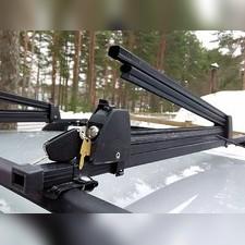 Крепление для перевозки лыж и сноубордов, 5-ти пар лыж или 4-х сноубордов (комплект)