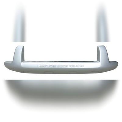 Передняя защита с логотипом