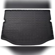 Коврик в багажник Toyota Rav 4 2015-2019 (черный)