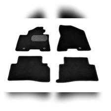 Коврики салона текстильные Kia Sportage (QL) 2016-нв