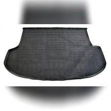 Коврик багажника для Kia Sorento (черные)