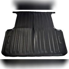 Коврик в кузов пикапа (черный)