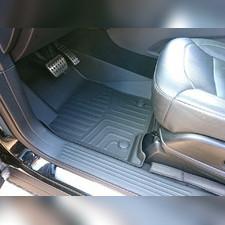 """Ковры салона Mercedes-Benz GLE Coupe 2015 - 2019 C292 """"3D Lux"""", аналог ковров WeatherTech(США)"""