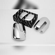 Накладки на зеркала (хром)