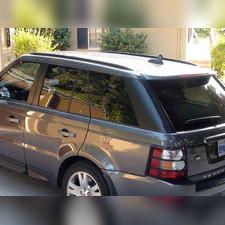 Рейлинги Rangе Rover Sport 2005-2012 (OEM)