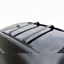 Поперечины с замком на интегрированные рейлинги Rang Rover Sport 2005-2012 (копия оригинала OEM)