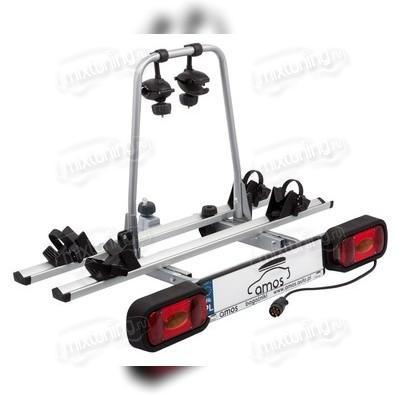 Велобагажник на фаркоп для 2-х велосипедов GIRO-2