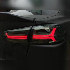 Задние фонари Mitsubishi Lancer X (2008-2017) Стиль Ауди
