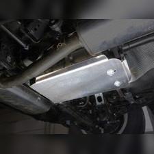 Защита заднего редуктора (алюминий) 4мм