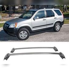 Багажник в штатные места Honda CR-V 2001-2006