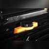 Автобокс Magnum 420 серый карбон (двустороннее открытие 1990х790х450 мм) 420 л