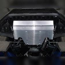 Защита картера(алюминий) 4мм