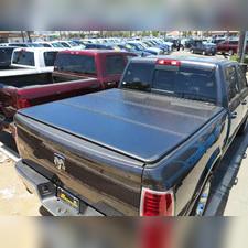 Крышка кузова 3-х секционная, жесткая Dodge Ram 1500 2009-