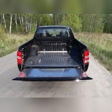Защитный алюминиевый вкладыш в кузов автомобиля (дно, борт).