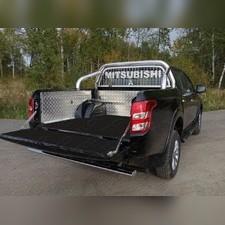 Защитный алюминиевый вкладыш в кузов автомобиля (без борта и дна).