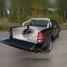 Защитный алюминиевый вкладыш в кузов автомобиля (без борта).