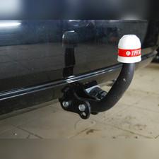 Фаркоп для Kia Sportage рейсталинг (кроме а/м с двумя выхлопными трубами)