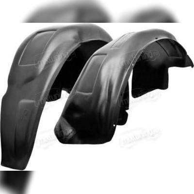 Подкрылки, локеры Fiat Doblo I передний левый (пластик)