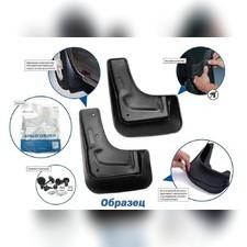 Брызговики передние Kia Sportage 2010 - нв (optimum) 2 шт
