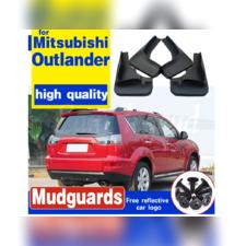 Брызговики Mitsubishi Outlander 2007 - 2010 (optimum) 4 шт