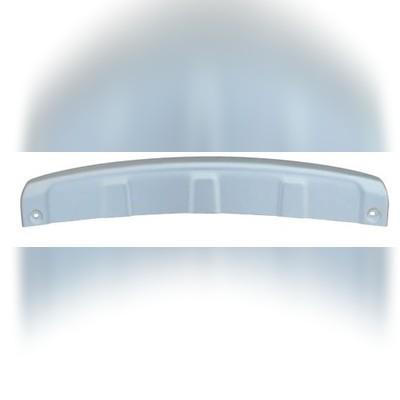 Передняя алюминиевая защита